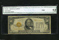 Small Size:Gold Certificates, Fr. 2404 $50 1928 Gold Certificate. Fine.