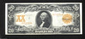 Large Size:Gold Certificates, Fr. 1182 $20 1906 Gold Certificate Very Fine+. Less than ...