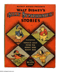 Platinum Age (1897-1937):Miscellaneous, Mickey Mouse Presents Walt Disney's Silly Symphonies Stories Big Little Book #1111 (Whitman, 1936) Condition: NM-. Here's a ...