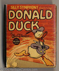 Platinum Age (1897-1937):Miscellaneous, Silly Symphony Featuring Donald Duck Big Little Book #1169(Whitman, 1937) Condition: NM. This is the first solo DonaldDuck...