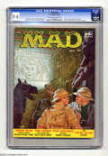 Silver Age (1956-1969):Humor, Mad #32 (EC, 1957) CGC NM 9.4 Off-white to white pages. Two all-time great Mad artists, Mort Drucker and George Woodbrid...