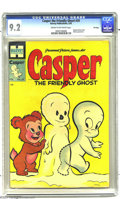 Golden Age (1938-1955):Cartoon Character, Casper the Friendly Ghost #29 File Copy (Harvey, 1955) CGC NM- 9.2Cream to off-white pages. Casper the friendly ghost meets...