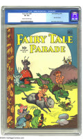 Golden Age (1938-1955):Funny Animal, Four Color #69 Fairy Tale Parade (Dell, 1945) CGC VF 8.0 Cream tooff-white pages. Walt Kelly cover and art. Overstreet 2004...