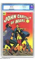 Golden Age (1938-1955):Science Fiction, Four Color #437 White Mountain pedigree (Dell, 1952) CGC NM+ 9.6Off-white to white pages. This fabulous Jesse Marsh artwork...