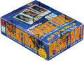 Basketball Cards:Unopened Packs/Display Boxes, 1980 Topps Basketball Wax Box With 36 Unopened Packs....