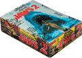 Non-Sport Cards:Unopened Packs/Display Boxes, 1978 O-Pee-Chee Jaws 2 Wax Box With 36 Unopened Packs....