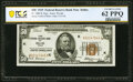 Small Size:Federal Reserve Bank Notes, Fr. 1880-K $50 1929 Federal Reserve Bank Note. PCGS Banknote Unc 62 PPQ.. ...