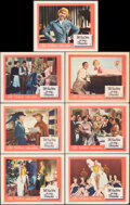 """Movie Posters:Musical, I'll See You in My Dreams (Warner Bros., 1952). Very Fine-. Lobby Cards (7) (11"""" X 14""""). Musical.. ... (Total: 7 Items)"""