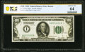 Small Size:Federal Reserve Notes, Fr. 2150-A $100 1928 Federal Reserve Note. PCGS Banknote Choice Unc 64.. ...