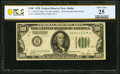 Error Notes:Major Errors, Fr. 2150-K* $100 1928 Federal Reserve Note. PCGS Banknote Very Fine 25.. ...