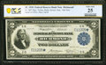 Fr. 760* $2 1918 Federal Reserve Bank Star Note PCGS Banknote Very Fine 25