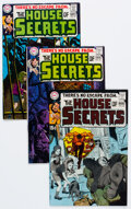 Bronze Age (1970-1979):Horror, House of Secrets Group of 67 (DC, 1969-78) Condition: Average FN/VF.... (Total: 67 Item)