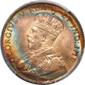 Canada: George V 25 Cents 1911 MS66 PCGS