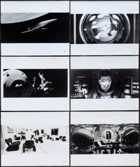"2001: A Space Odyssey (MGM, 1968). Overall: Very Fine. Photos (12) (8"" X 10""). Science Fiction. ... (Total: 12..."