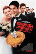 """Movie Posters:Comedy, American Wedding & Other Lot (Universal, 2003). Rolled, Overall: Very Fine. One Sheets (4) (27"""" X 40"""" & 27"""" X 41"""") DS Advanc... (Total: 4 Items)"""