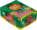 Basketball Cards:Unopened Packs/Display Boxes, 1987 Fleer Basketball Wax Box With 36 Unopened Packs. ...