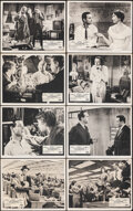 """Movie Posters:Academy Award Winners, The Apartment (United Artists, 1960). Very Fine-. British Front of House Photos (8) (8"""" X 10""""). Academy Award Winners.. ... (Total: 8 Items)"""