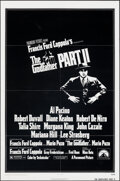 """Movie Posters:Crime, The Godfather Part II (Paramount, 1974). Folded, Very Fine-. One Sheet (27"""" X 41""""). Crime.. ..."""