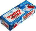 Basketball Cards:Unopened Packs/Display Boxes, 1971/72 Topps Basketball 500-Count Vending Box. ...