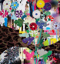 Prints & Multiples, Takashi Murakami (b. 1962). Korin: Kyoto, 2016. Offset lithograph in colors on smooth wove paper. 30 x 28-1/4 inches (76...