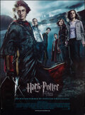 """Movie Posters:Fantasy, Harry Potter and the Goblet of Fire (Warner Bros., 2005). Rolled, Very Fine. French Grande (45.25"""" X 61.5""""). Fantasy.. ..."""
