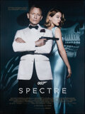 """Movie Posters:James Bond, Spectre (Columbia, 2015). Rolled, Very Fine. French Grande (46.25"""" X 62.25""""). James Bond.. ..."""