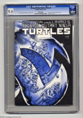 Modern Age (1980-Present):Humor, Teenage Mutant Ninja Turtles #2 (Mirage Studios, 1984) CGC NM 9.4White pages. First printing. Kevin Eastman and Peter Laird...