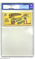 Golden Age (1938-1955):Superhero, Superman (Miniature) #1A Duel in Space (DC, 1955) CGC NM 9.4 Off-white pages. This miniature comic, measuring only 3 3/8 inc...