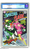 Silver Age (1956-1969):Superhero, The Brave and the Bold #72 Spectre and Flash -- Oakland pedigree (DC, 1967) CGC NM 9.4 Off-white pages. If you were outbid o...
