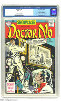 Silver Age (1956-1969):Superhero, Showcase #43 Doctor No - Western Penn pedigree (DC, 1963) CGC NM- 9.2 Off-white to white pages. James Bond collectors and DC...