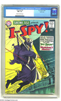 Silver Age (1956-1969):War, Showcase #50 I, Spy! - Pacific Coast pedigree (DC, 1964) CGC NM+ 9.6 Cream to off-white pages. Don't look for Mr. Culp and M...