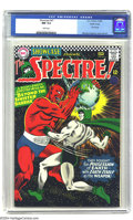 Silver Age (1956-1969):Horror, Showcase #61 The Spectre - Pacific Coast pedigree (DC, 1966) CGC NM9.4 White pages. The Spectre gets the planet Earth slamm...