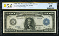 Fr. 1132-G $500 1918 Federal Reserve Note PCGS Banknote Very Fine 20 Details