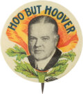 """Political:Pinback Buttons (1896-present), Herbert Hoover: Colorful and Classic """"Poppy"""" Pin. ..."""