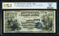 Danville, IL - $50 1882 Date Back Fr. 563 The Second National Bank Ch. # (M)2584 PCGS Banknote Very Fine 25