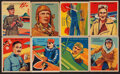 "Non-Sport Cards:Lots, 1933 R136 National Chicle ""Sky Birds"" Collection (50). ..."