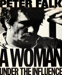 A Woman Under the Influence (Faces International, 1974). Rolled, Fine/Very Fine. Special Pre-Release Poster Set of 4 (24...