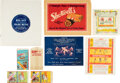 Baseball Cards:Lots, 1920's-1950's Baseball & Football Multi-Brand Wrappers & Packages Collection (20). ...