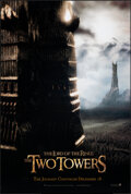"""Movie Posters:Fantasy, The Lord of the Rings: The Two Towers (New Line, 2002). Rolled, Very Fine. One Sheet (26.75"""" X 39.75"""") SS Advance. Fantasy...."""