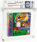 Video Games:Nintendo, Pocket Bomberman - Wata 9.6 A++ Sealed [Foil GBC Logo, Early Production], GBC Nintendo 1998 USA....