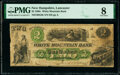 Obsoletes By State:New Hampshire, Lancaster, NH- White Mountain Bank $2 May 1, 1862 G8b PMG Very Good 8.. ...