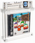 Video Games:Playstation, South Park - Wata 8.5 B+ Sealed [Sony Security Label], PS1 Acclaim 1999 USA. ...