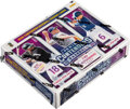 """Baseball Cards:Unopened Packs/Display Boxes, 2019-20 Panini Contenders """"1st Off The Line"""" Baseball Factory Sealed Hobby Box...."""