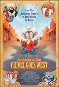 """Movie Posters:Animation, An American Tail: Fievel Goes West & Other Lot (Universal, 1991). Rolled, Very Fine+. One Sheets (2) (26.75"""" X 39.75"""") SS. A... (Total: 2 Items)"""