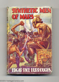 Books, Edgar Rice Burroughs - Synthetic Men of Mars (Methuen, 1941). Thisis the first UK edition of this title, and the ninth in E...