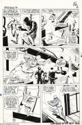 Original Comic Art:Panel Pages, Steve Ditko - The Amazing Spider-Man #36, page 13 Original Art(Marvel, 1966). This outstanding page from the third-from-the...