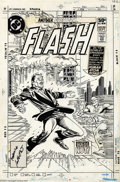 Original Comic Art:Covers, Carmine Infantino and Dick Giordano - The Flash #301 Cover OriginalArt (DC, 1980). Carmine Infantino, whose genius at creat...
