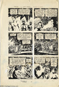 Original Comic Art:Panel Pages, Jesse Marsh - Tarzan #135, page 2 Original Art (Gold Key, 1963).Jesse Marsh's Tarzan is fondly recalled by many Baby Boomer...