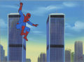 Original Comic Art:Miscellaneous, Marvel Productions, Ltd. - Spider-Man and His Amazing FriendsAnimation Original Art (Marvel, 1981). Outstanding animation c...