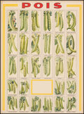 """Movie Posters:Miscellaneous, Pois (1935). Very Fine on Linen. French Poster (21.5"""" X 28.5""""). Miscellaneous. . ..."""